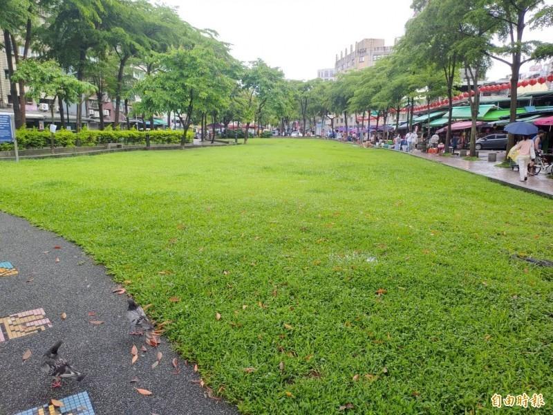 綠地變水泥 柯文哲打造了一個退步城市!?