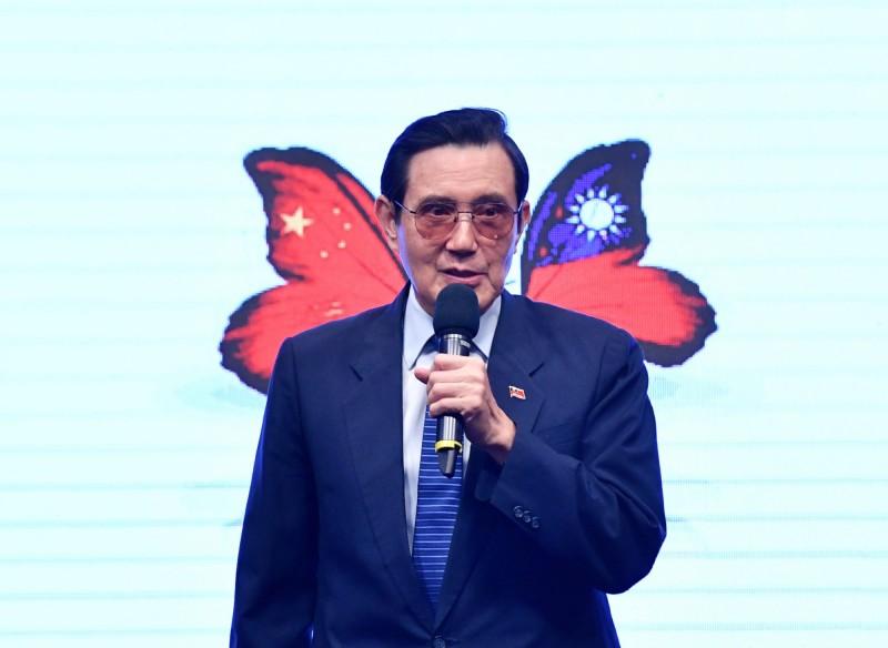 有這種「前總統」真是台灣人的悲哀?
