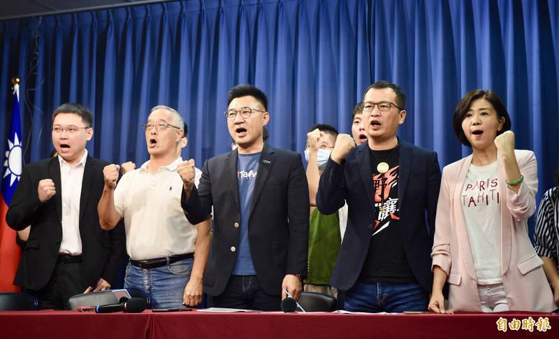 「台灣光復」的騙局與「竹篙湊菜刀」的國民黨史觀