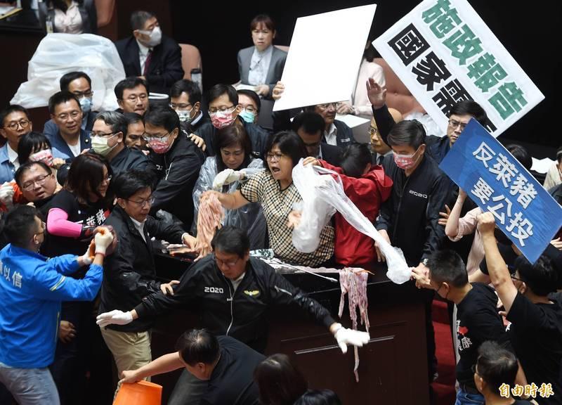 宛若紅衛兵的中國國民黨紅潮又起