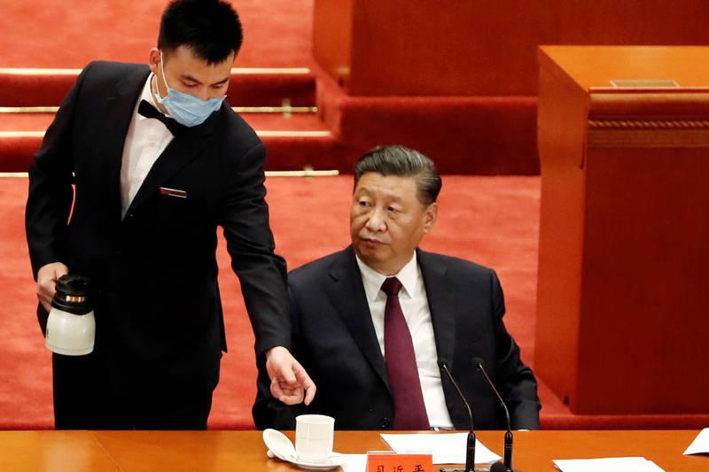 2020年讓人痛不欲生的紅色中國?