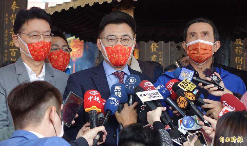國民黨引進中國疫苗的盤算