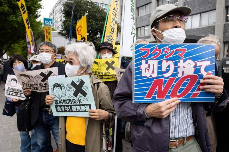 由福島核廢水入海談起