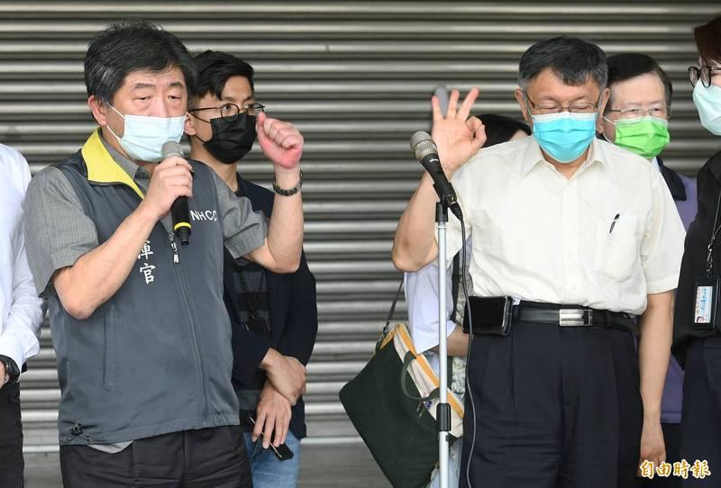 台灣還不到佛系防疫的階段!