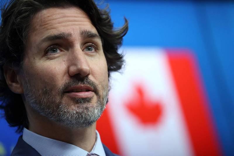 加拿大總理杜魯道坦誠疫苗混打!