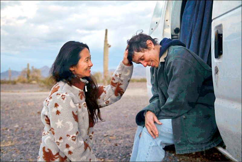 從電影「游牧人生」窺見中國「躺平主義」的思潮