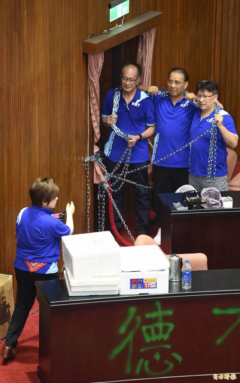國民黨的存在對台灣的價值?!