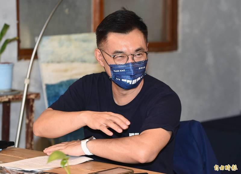 黃復興綁架國民黨;國民黨又絆住台灣